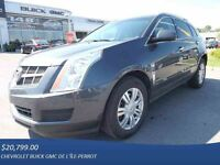 2011 CADILLAC SRX LUXE, CUIR, TOIT, MAGS, CAM., BLUETOOTH, A/C
