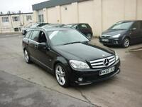 2011 Mercedes-Benz C250 2.1TD 201bhp Blue auto CDI Sport Finance Available
