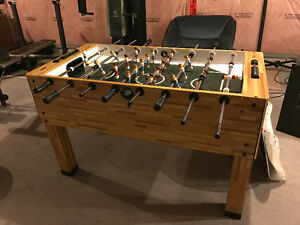 Cooper Foosball Table *Moving Sale*