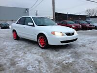 2002 Mazda Protege Berline ** AUTOMATIQUE + MAGS **