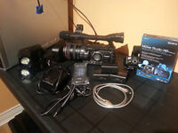 Canon XH-G1 Mini DV Camcorder with Fully Equiped Editing PC!