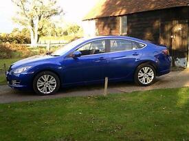 2008 Mazda 6 2.0TD ( 140ps ) TS2