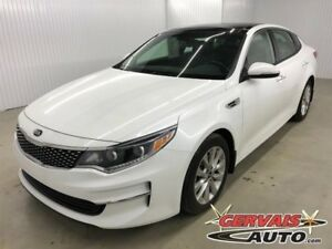 Kia Optima EX GPS Cuir Toit Panoramique MAGS 2016
