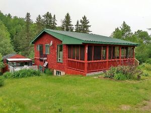 Off the grid home or cottage in Millbrook, NB close to Sussex