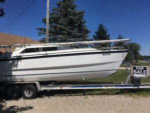 1991 Mcgregor 26 Sailboat and 2001 Mcgregor 26 Motor Sailor