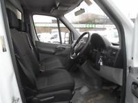 Mercedes-Benz Sprinter 314 Luton Box Van With Tail Lift DIESEL MANUAL (2016)