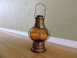 Hanging Oil Lamp
