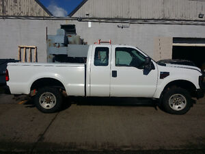 2009 Ford F-250 super duty turbo diesel Pickup Truck