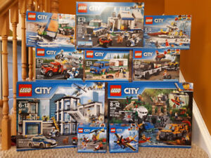 Two Lego City Mine Sets | Toys & Games | Kitchener / Waterloo | Kijiji