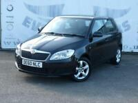 2010 SKODA FABIA 1.6 SE TDI CR DIESEL 50+MPG LOW INSURANCE £20 CAR TAX HATCHBACK