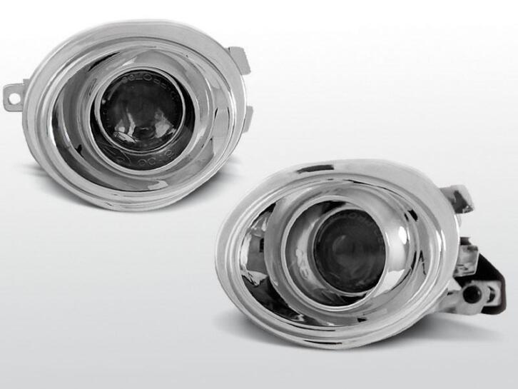 Mistlamp setje Bmw E39/E46 Lens Chroom M- Pakiet