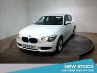 2013 BMW 1 SERIES 116d ES 5dr