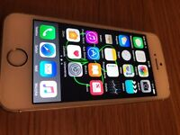 Apple iPhone 5s-Gold 16gb(VODAFONE)