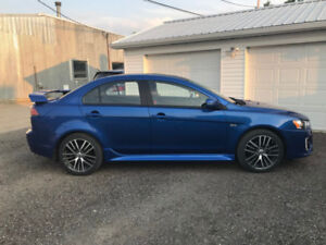 2017 Mitsubishi Lancer GTS *AWD* Leather