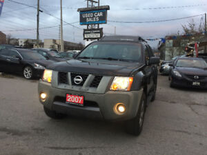 *CERTIFIED*2YRS WARRANTY*2007 Nissan Xterra SE, SUV,Cross