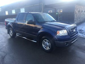 2007 Ford F-150 SuperCrew FX4 Truck