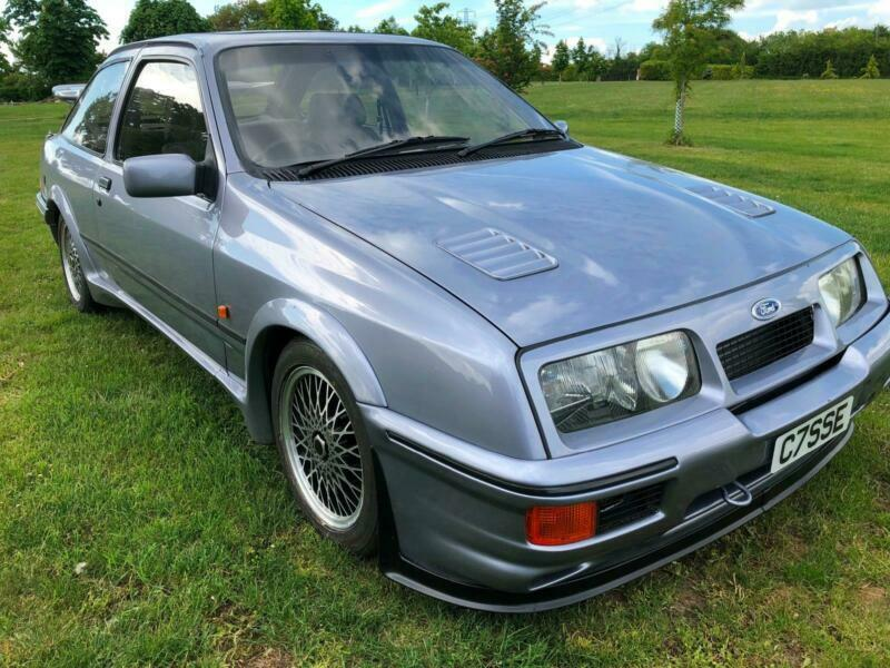 Ford Sierra Rs Cosworth 3 Door Part Ex Up To Turbo S Or Svr In Ipswich Suffolk Gumtree