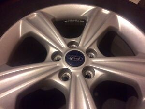 235/55/R17 - OEM Continental Tires and Rims