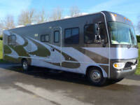 Four Winds Thor Hurricane 33 6 Berth Luxury RV Slide out. LPG 6.8 V10 Ford Auto