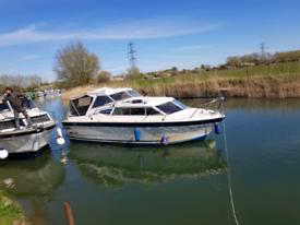 Seamaster 820 Boat.