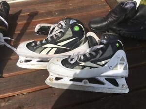 Goalie Skates. Size 8:5