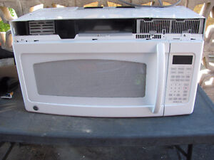Parts for GE Microwave oven -1.8 cubic feet model DVM 1850
