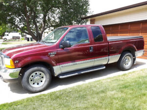 2000 Ford F250 XLT Extended Cab