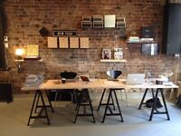 Looking for small Creative Work Space/Office (3 Desks/172sqft) NORTHERN QUARTER