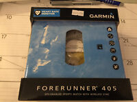 Garmin Forerunner 405 GPS Watch with Heartrate Monitor Watch