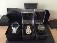 Armani Watches - BRAND NEW
