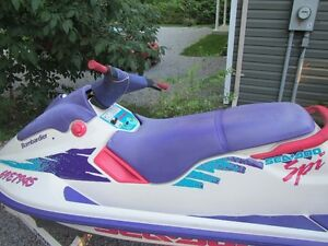 1994 580 SEA DOO WITH TRAILER Kawartha Lakes Peterborough Area image 6