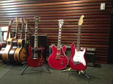 CRAIG CORCORAN GUITAR REPAIRER/ SETUPS/ SERVICE / RESTORATIONS Stanmore Marrickville Area Preview