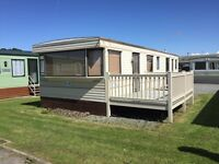 Private sale Static caravan cheap holiday home sea view Morecambe North west 12 month beach