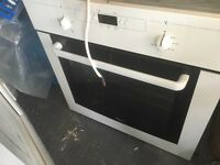 Whirlpool Electric Fan oven and Gas hob