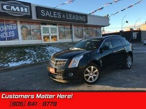 2011 Cadillac SRX Premium   NAVI!  DVD!  ROOF!  HEATED  COOLED S