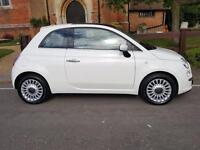 Fiat 500 1.2I LOUNGE S/S PANORAMIC ROOF / BLUETOOTH !