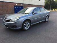 Vauxhall/Opel Vectra 1.8i VVT ( 140ps ) ( Nav ) 2006.5MY SRi