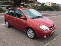 Renault scenic low millage