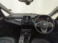2016 66 BMW 218D LUXURY SAT NAV PARK ASSIST 7 SEATS LEATHER INTERIOR SVC HISTORY