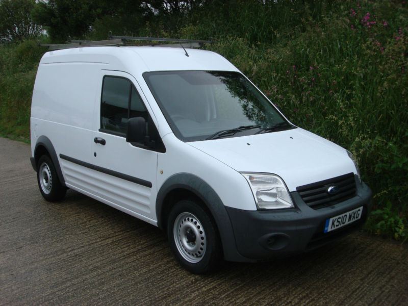 2010 10 ford transit connect 1 8tdci 90ps t230 lwb high roof high spec in truro cornwall. Black Bedroom Furniture Sets. Home Design Ideas