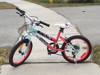 Supercycle fly girl bike(includes free helmet)