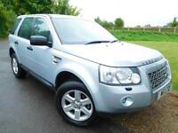 2009 Land Rover Freelander 2.2 Td4 GS 5dr Auto 1 Owner! FSH! 5 door Estate