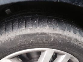 Fantastic used Michelin tyre