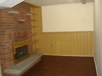 2 Bed rooms basement for rent