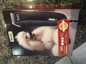 Wahl max 45 professional pet groomer