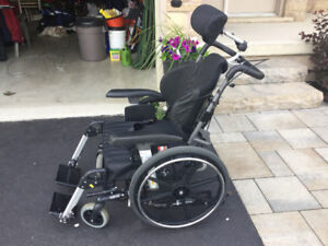 Used extra wide wheelchair