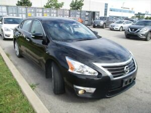 2014 Nissan Altima 2.5 SL SUNROOF! LEATHER! PUSH TO START!