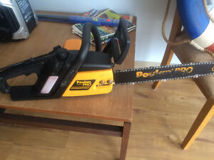 16' ELECTRICAL CHAINE SAW