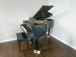 Baby Grand Piano - Black - NEED GONE THIS WEEK