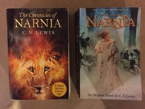 C S LEWIS Chronicles of Narnia ( 7 books in 1 volume)